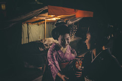 In Japan (Enricodot ) Tags: street woman japan night japanese women streetphotographer enricodot