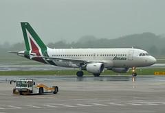 Alitalia Airbus A319-112 EI-IMI (EK056) Tags: airport airbus dsseldorf alitalia a319112 eiimi