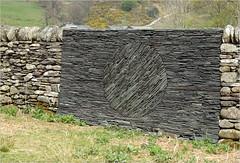 Andy Goldsworthy Touchstone Fold, Tilberthwaite (Jenny Mackness) Tags: cumbria environmentalart andygoldsworthy landscapeart sheepfold tilberthwaite