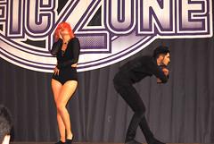 Dance (Violencexx) Tags: pink boy black anime girl hair dance erotic purple event granada coreography eroticism kpop ficzone