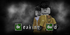 Breaking Bad (delgax) Tags: scale toy toys miniature tv lego small tvshow minifig minifigure minifigures toyphotography breakingbad delgax