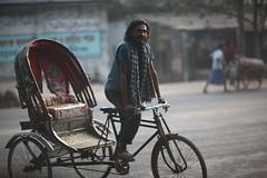 That Rickshaw-Walla (N A Y E E M) Tags: rickshawwalla candid portrait winter morning street norahmedroad chittagong bangladesh sooc raw unedited untouched unposed windshield