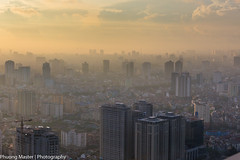 IMG_8601 (phuong0304p) Tags: city sunset building sunrise landscape cityscape hanoi cityskyline hanoiskyline