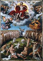 The Last Judgment by JOOS VAN CLEVE (lluisribesmateu1969) Tags: newyork 16thcentury cleve themetropolitanmuseumofart