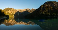 Plansee Panorama, Tirol (Holger Losekann) Tags: breitenwang tirol sterreich at plansee austria wasser water berg mountain lake see landschaft landscape himmel sky