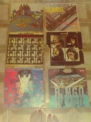 My albums (Buddha4Maru) Tags: john paul photography george harrison album beatles lennon ringo mccartney starr the