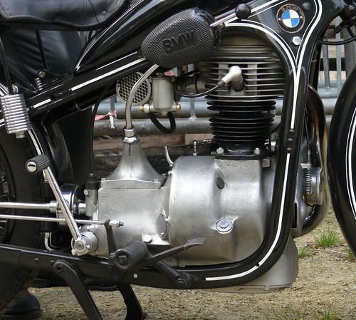 Bmw Xxx: XXX BMW R35 1937 Engine