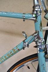 Bianchi campione del mondo (coventryeagle48) Tags: del vintage coppi bianchi 1953 corsa campione mondo campagnolo