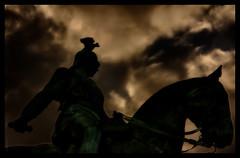 Wilhelm und die dunkele Epoche! (radonracer) Tags: deutschland köln kaiser wilhelm geschichte weltkrieg epoche
