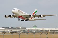 Airbus A380-800   Emirates A6-EDJ   Flughafen Mnchen MUC 27.2.2012 (Richard Weber) Tags: mnchen fly airport aircraft airplanes emirates planes airbus flughafen muc letit a380800 a6edj