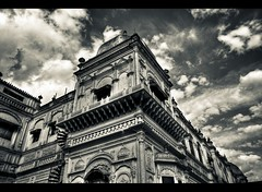 Sadiq Ghar Palace (Awais.M (90k+ Views Thank you )) Tags: canon ghar palace east tokina ahmad sadiq f28 hdr pur dera nawab 1116 60d