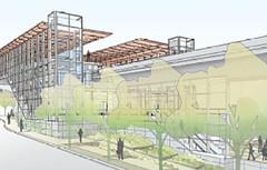 "Bridgeport Station - artist rendering • <a style=""font-size:0.8em;"" href=""http://www.flickr.com/photos/75294857@N06/6814275684/"" target=""_blank"">View on Flickr</a>"