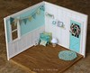 Stacie's Box (*Joyful Girl ♥ Gypsy Heart *) Tags: girl fashion doll heart barbie blythe 16 custom joyful gypsy momoko roombox playscale