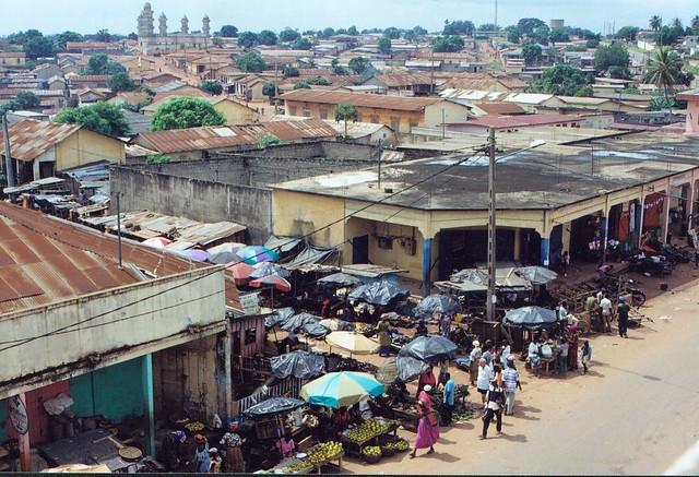Marché extérieur - Côte d'Ivoire