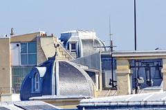 Les toits de Paris 2 (paspog) Tags: paris france roofs toits decken toitsdeparis roofsofparis