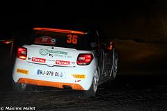 Rallye du Touquet-120.jpg (Maxime Malet) Tags: mars france 36 r3 rallye 2012 touquet championnat 52e citroënds3 arnaudmichal fabienmichal