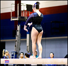 IMG_0619 (photo_enthus78) Tags: gymnast gymnastics athletes sorts collegesports collegegymnastics