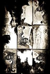 who is the man who imagined her ecstasy? (jdx.) Tags: street nyc newyorkcity urban streetart newyork art les sepia decay lowereastside octopus reclamation cephalopod madmen suffolkstreet katsushikahokusai jdx bertcooper