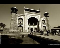 Darwaza-i rauza | Taj (deepans = Sandeep) Tags: ngc tokina ultrawide westgate wonderoftheworld tajmajal prideofindia 1116mm thegreatgate gatewayoftaj asisites