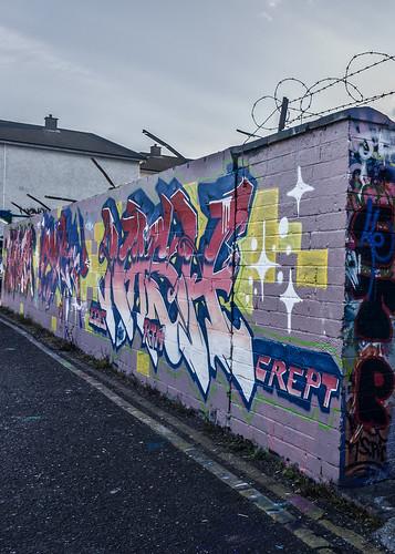 Street Art & Graffiti In Cork City