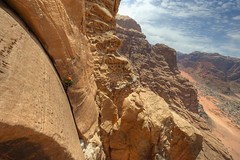 Wadi Rum (Or Hiltch) Tags: nature desert wadirum kingdom jordan climbing valley mes trad  hashemite multipitch