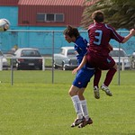 Petone B v North Wellington A 12