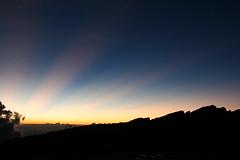 Sierra Nevada del Cocuy (CamiloMazuera) Tags: sunset camp sky mountains canon atardecer colombia nevada sierra cielo camilo silueta campamento montaas cocuy guican mazuera playitas