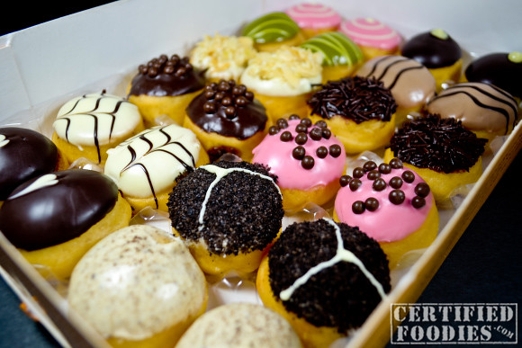 Closer look at these J.Pops by J.CO Donuts and Coffee - CertifiedFoodies.com