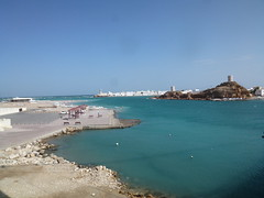 Ayjah from bridge (John Steedman) Tags: oman  sultanateofoman     ayjah