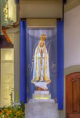 Lady of Fatima (_Rjc9666_) Tags: portugal 13 hdr fatima ribatejo ourem 582 nikon55200 ilustrarportugal nikond5100 ruijorge9666
