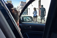 (Jack Simon) Tags: sanfrancisco car mirror mural framed mission objectsinthemirrorarecloserthantheyappear venustreet