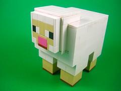 Minecraft Sheep