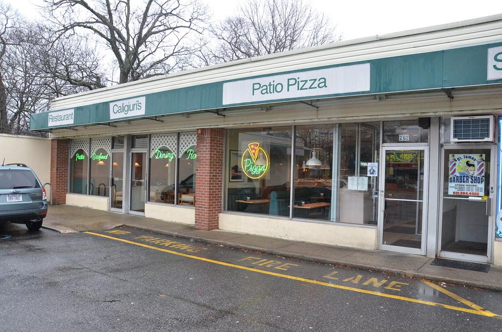 Patio Pizza | St. James, NY (EastofNYC) Tags: Food Newyork Restaurant