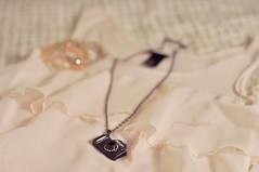 9/52 Weeks Project (JessicaM.) Tags: pink 50mm photo necklace nikon foto dress nine rosa 50mm14 week settimana nove collana d90 vestito 52weeksproject