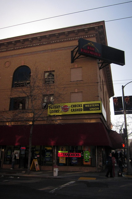 Western Addition: The Fillmore Auditorium