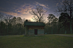 Morning at the Brotherton Cabin (mtalplacido) Tags: chickamauga battleofchickamauga brothertoncabin longstreetsbreakthrough cwt12bf