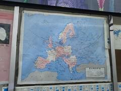 Europa, mapa político