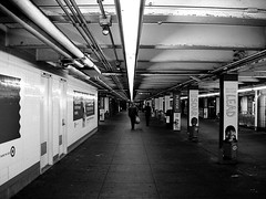 """Rock Center Subway Concourse • <a style=""""font-size:0.8em;"""" href=""""http://www.flickr.com/photos/59137086@N08/6971773551/"""" target=""""_blank"""">View on Flickr</a>"""