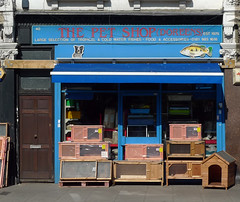 The Pet Shop Doreens, Amhurst Road E8 (Emily Webber) Tags: london shops hackney e8 shopfronts amhurstroad londnshopfronts