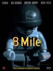 8 Mile (#19 Lego Movies Serie) (Heredero 3.0) Tags: film movie lego cine pelicula eminem