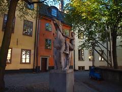 Plaza de los establos alemanes /Tyska Stallplan (aljuarez) Tags: stockholm schweden gamlastan sverige estocolmo suecia sude