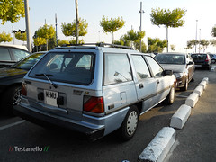 Dodge COLT SW (testanello) Tags: auto car voiture coche dodge sw colt ranchera