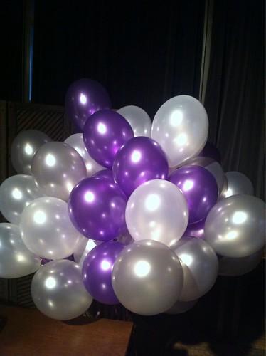 Heliumballonnen Biblio Westelijk Handelsterrein Rotterdam