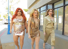 Gay West Hollywood Drag Queens Chick-fil-A Video Featured On FORBES Website! (gaywesthollywood) Tags: gay news west fun drag los angeles lgbt hollywood performers videos featured