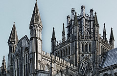 The Lantern, Ely Cathedral (Brian Negus) Tags: lantern cambridgeshire elycathedral blindphotographers