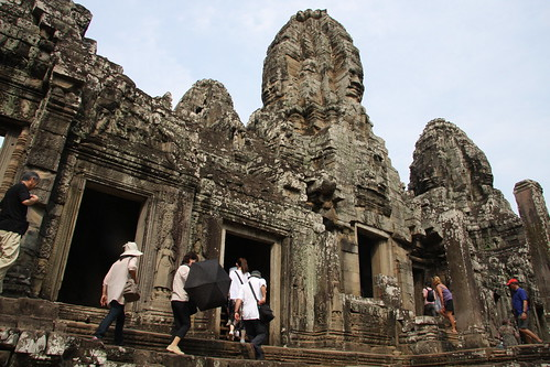 Memories of Angkor Thom