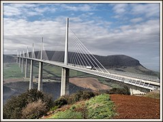 Viaduc de Millau, France  Explored # 231( 5 april 2012) (Meino NL) Tags: bridge france bridges explore millau viaducdemillau explored ringexcellence dblringexcellence tplringexcellence eltringexcellence rememberthatmomentlevel4 rememberthatmomentlevel1 magicalskiesmick rememberthatmomentlevel2 rememberthatmomentlevel3 rememberthatmomentlevel5 rememberthatmomentlevel6