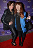 Eva Jane Gaffney, Lisa Marie McCarroll, VVIP Awards 2012 at Andrews Lane Theatre - Arrivals Dublin, Ireland - WENN.com Video here