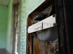 McMillan Regulator House Flow Gauge (Mr.TinDC) Tags: washingtondc dc rust rusty dial needle infrastructure dcist meter gauge meters gauges watermeter frozenintime waterpurification flowmeter regulatorhouse mcmillansandfiltrationsite