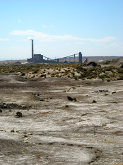 Bonanza Coal-fired Power Plant (WildEarthGuardians) Tags: plant utah uinta power basin coal bonanza coalfired